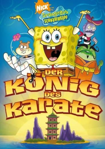 Spongebob Schwammkopf - König des Karate