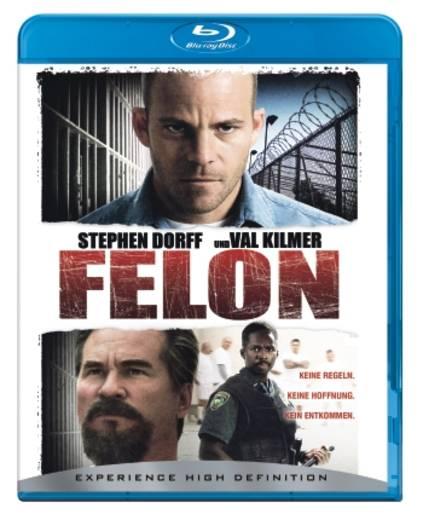 blu-ray Felon FSK: 16