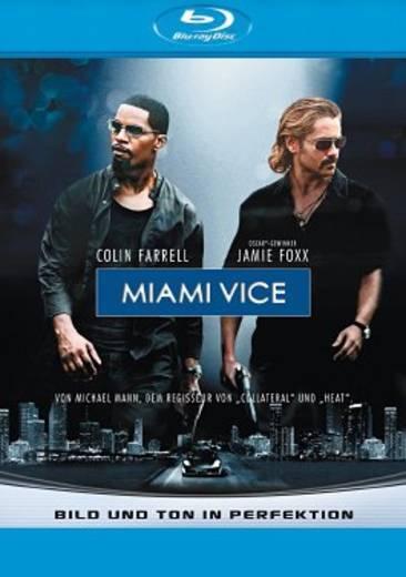 blu-ray Miami Vice FSK: 16