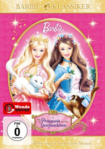 Barbie als die Prinzessin und das Dorfmädchen FSK: 0