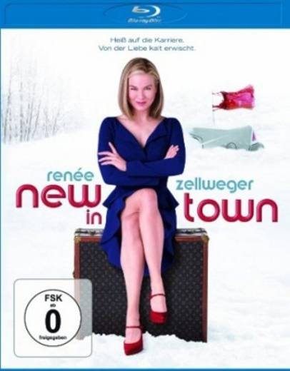 blu-ray New in town FSK: 0