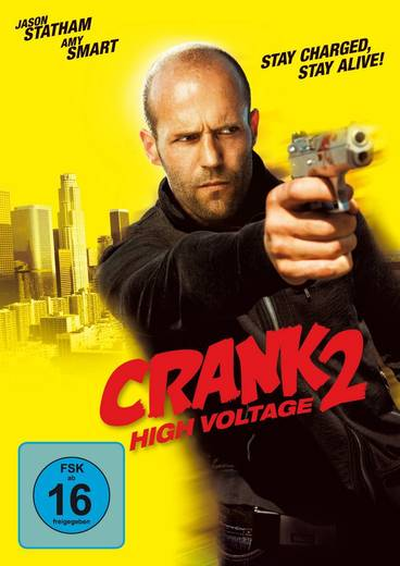 DVD Crank 2 High Voltage FSK: 16