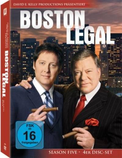 Boston Legal Season 5