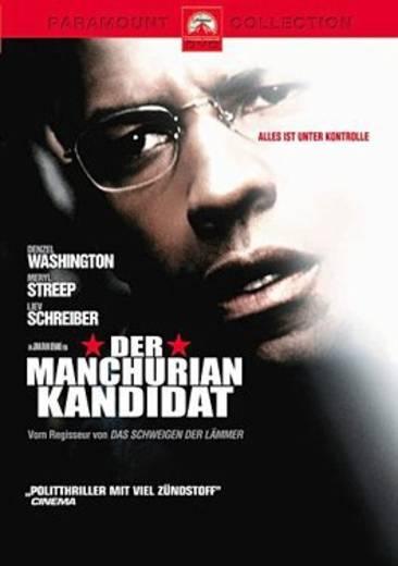 DVD Der Manchurian Kandidat FSK: 12