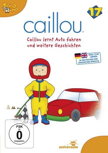 Caillou 17 Caillou lernt Auto fahren und weitere Geschichten