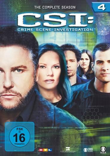 CSI Crime Scene Investigation Season 4 FSK: 16