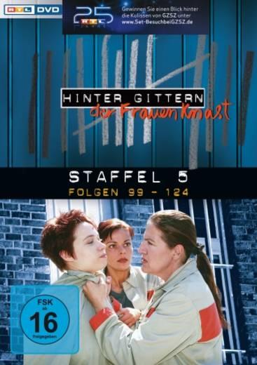 DVD Hinter Gittern Staffel 5 FSK: 16