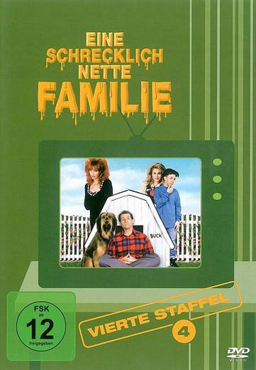 Eine schrecklich nette Familie Staffel 4 FSK: 12