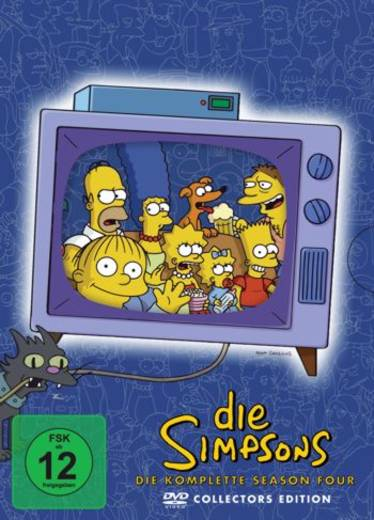 Die Simpsons Staffel 4