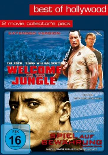Best of Hollywood: Welcome To The Jungle / Spiel auf Bewährung