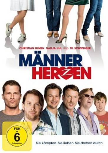 DVD Männerherzen FSK: 6