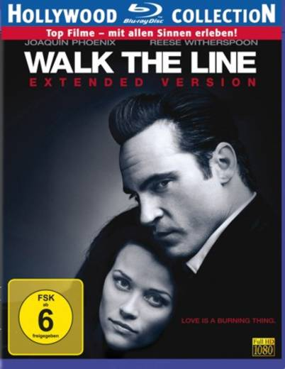 Walk the Line - Hollywood Collection