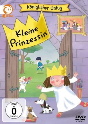 Kleine Prinzessin Vol. 4 - Königlicher Unfug