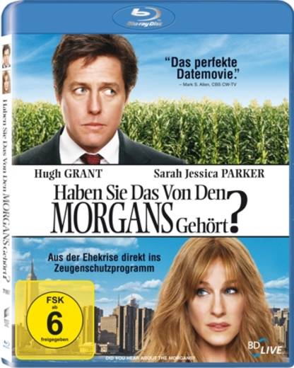 Haben Sie das von den Morgans gehört?