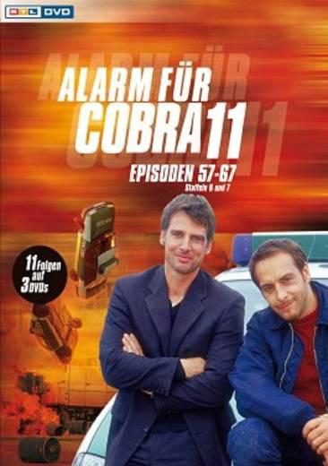 Alarm für Cobra 11 Staffel 6 und 7