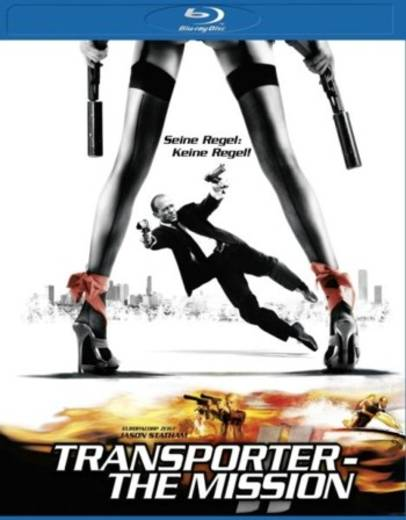 The Transporter 2: The Mission