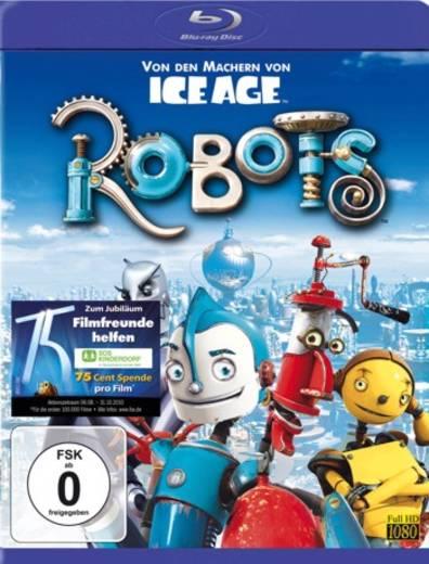 blu-ray Robots FSK: 0