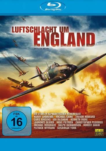 blu-ray Luftschlacht um England FSK: 16
