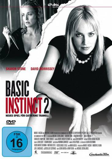 DVD Basic Instinct 2 FSK: 16