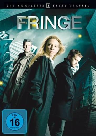 DVD Fringe - Grenzfälle des FBI - Staffel 1 FSK: 16
