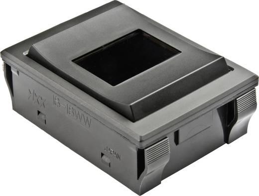 OLED Wippschalter 1 x (Ein)/(Ein)/(Ein) NKK Switches IS18WWC1W IP64 1 St.
