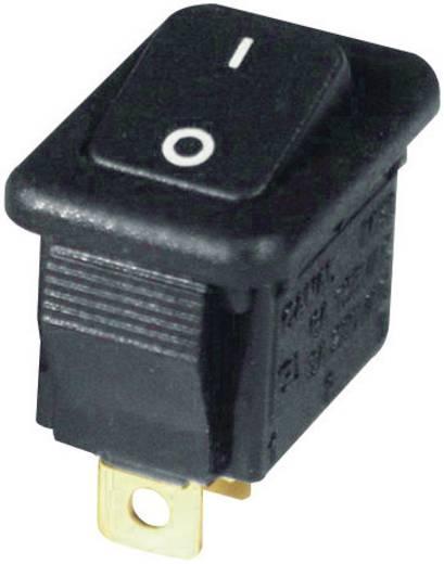 Wippschalter 250 V/AC 3 A 1 x Aus/Ein Eledis MR519-0F222 rastend 1 St.
