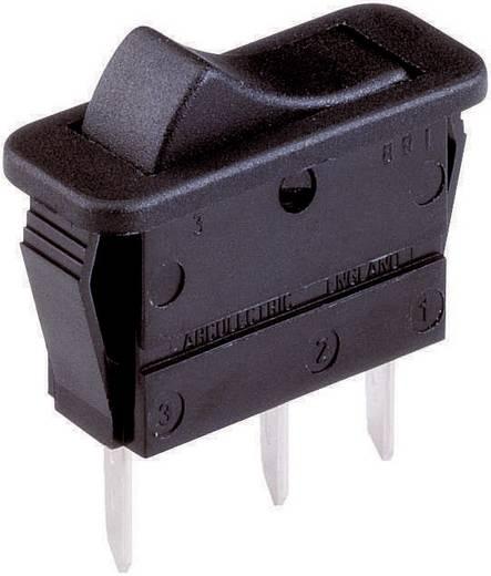 Wippschalter 250 V/AC 16 A 1 x Ein/(Ein) Arcolectric C 1511 VB AAA tastend 1 St.