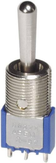 Kippschalter 250 V/AC 3 A 1 x Ein/Ein APEM 5636MA / 56360147 rastend 1 St.