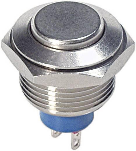 APEM 9633AX1146 Vandalismusgeschützter Drucktaster 250 V/AC 0.3 A 1 x Aus/(Ein) tastend 1 St.