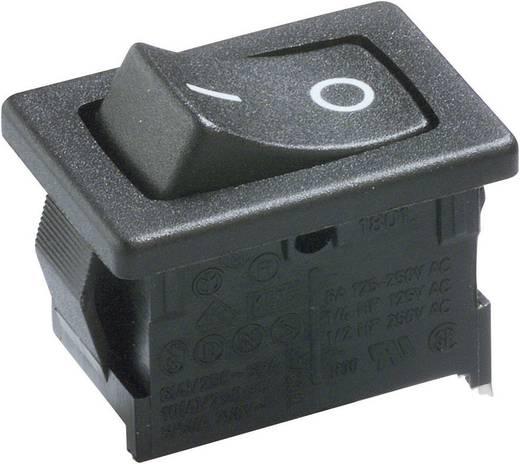 Wippschalter 250 V/AC 6 A 1 x Aus/Ein Marquardt 1801.6115 IP40 rastend 1 St.