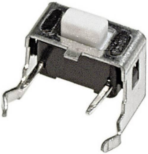 Drucktaster 12 V/DC 0.05 A 1 x Aus/(Ein) APEM PHAP3363 tastend 1 St.