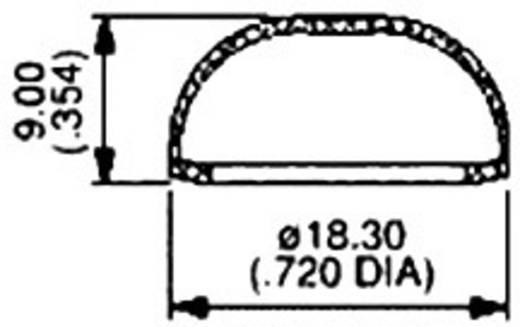 Dichtkappe Transparent APEM U5125 1 St.