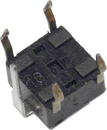 Drucktaster 12 V/DC 0.05 A 1 x Aus/(Ein) APEM PHAP3302D tastend 1 St.