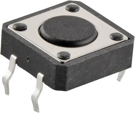 Impulstaster 12 V/DC 0.05 A 1 x Aus/(Ein) TC-12XD-X tastend 1 St.
