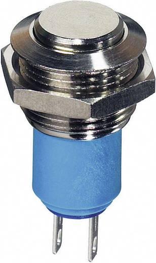 APEM AV0611A200 Vandalismusgeschützter Druckschalter 250 V/AC 1.5 A 1 x Ein/Aus rastend 1 St.