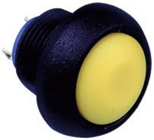 Drucktaster 125 V/AC 0.125 A 1 x Aus/(Ein) APEM IBR3SAD6 tastend 1 St.