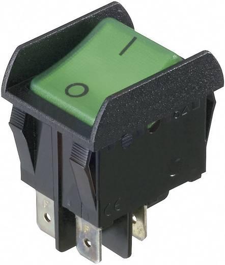 Wippschalter 250 V/AC 16 A 2 x Aus/Ein interBär 3652-851.22 rastend 1 St.
