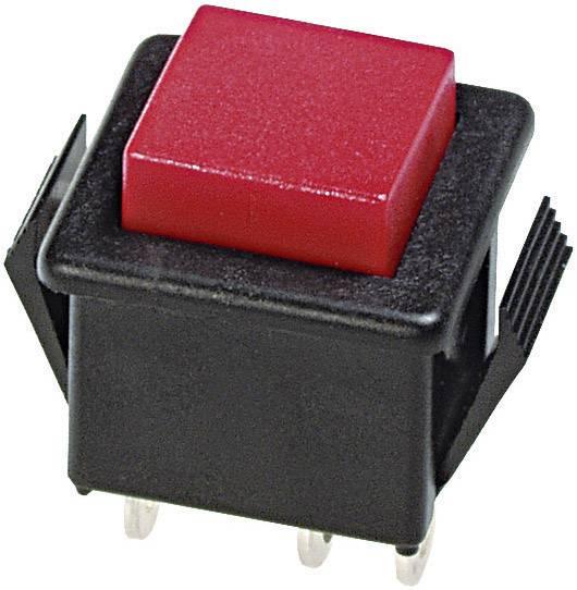 Ein APEM 8642A Drucktaster 250 V//AC 3 A 2 x Ein// tastend 1 St.