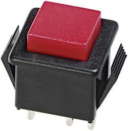 Bouton-poussoir à rappel APEM 1412NA-2 250 V/AC 3 A 1 x On/(Off) momentané 1 pc(s)