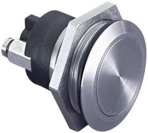 Bulgin MP0037 Vandalismusgeschützter Drucktaster 50 V 1 A 1 x Aus/(Ein) IP68 (Frontplattendichtung) tastend 1 St.