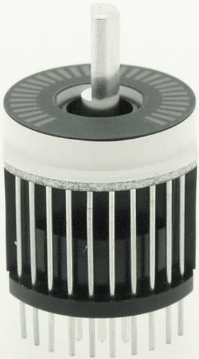 LED-Drehimpulsgeber 5 V/DC 0.01 A Schaltpositionen 30 ALPS EC11B1524B-LED 1 St.