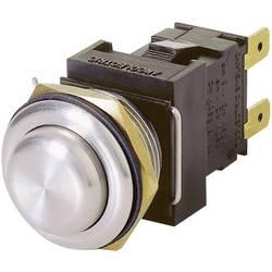 Image of Arcolectric H8350RP Vandalismusgeschützter Druckschalter 250 V/AC 16 A 2 x Aus/Ein IP66 rastend 1 St.