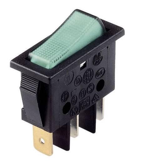 Wippschalter 250 V/AC 16 A 1 x Aus/Ein B116C1E00000 rastend 1 St.
