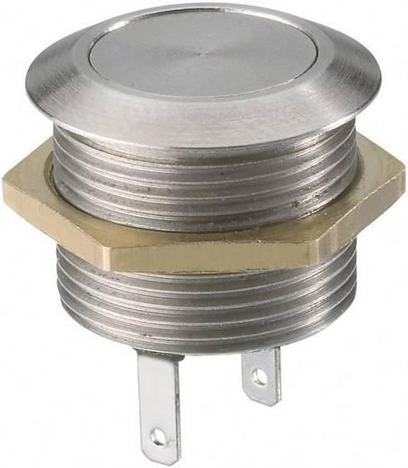 Vandalismusgeschützter Drucktaster 12 V/DC 0.005 A 1 x Aus/(Ein) MSW1801 tastend 1 St.