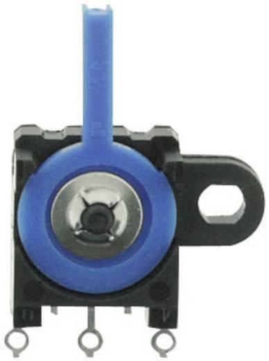 Detectorschalter 12 V/DC Drehhebel Löten ALPS SSCF210300 1 St.