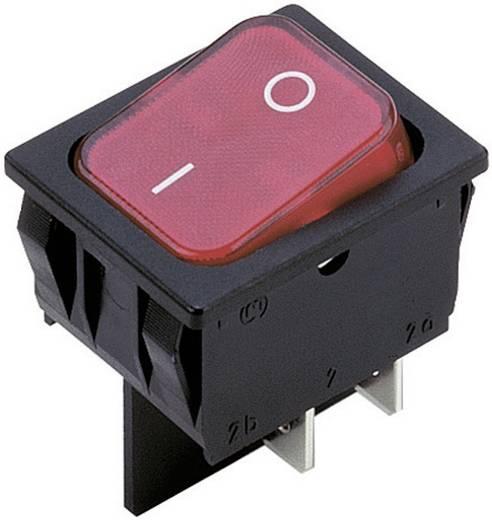 Wippschalter 250 V/AC 10 A 2 x Aus/Ein Marquardt 1835.3102 IP40 rastend 1 St.