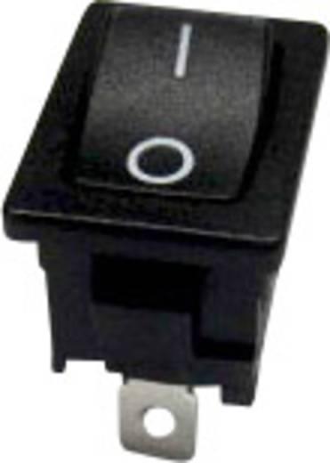 Wippschalter 250 V/AC 6 A 1 x Aus/(Ein) SCI R13-66F-02 tastend 1 St.