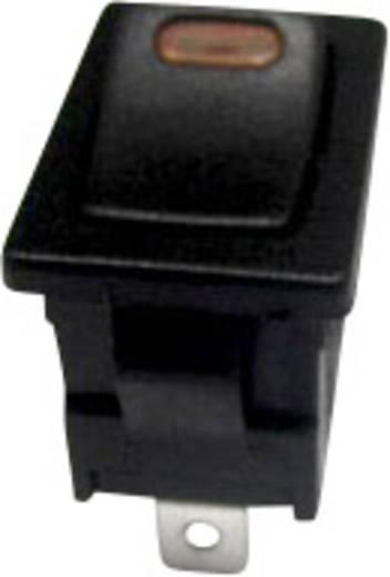SCI Wippschalter R13-66L-02 250 V/AC 6 A 1 x Aus/Ein rastend 1 St.