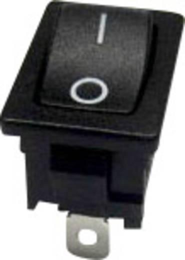 Wippschalter 250 V/AC 10 A 1 x Aus/Ein SCI R13-66AA-02 rastend 1 St.