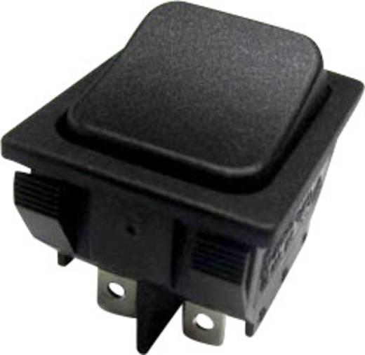 Wippschalter 250 V/AC 10 A 1 x Ein/Ein SCI R13-87BC-02 rastend 1 St.